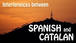Interferences between Spanish and Catalan (in Catalan)