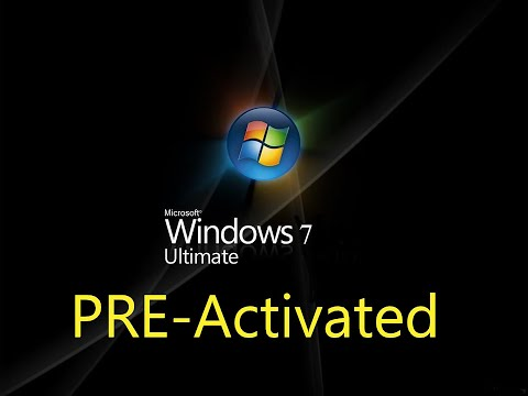 |Windows 7 Ultimate x64 bit| |Pre-Activated ISO 2020|