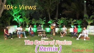 The Cultural Fusion |Vasaikar| Remix | Tushar Koli.| Band mix. MP3 link below.