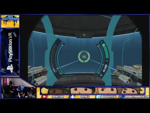 PSVR Launch Stream (Part 4) RIGS: Mechanized Combat League