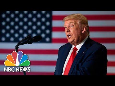 Live: Trump Remarks On Environmental Regulation Rollbacks | NBC News