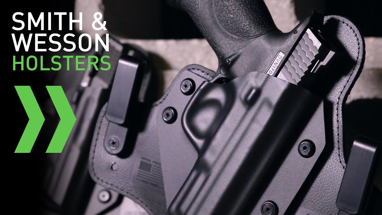 Smith & Wesson Holsters by Alien Gear Holsters