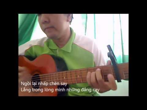 CHỜ NGƯỜI NƠI ẤY (nhac phim My Nhan Ke) - [Guitar solo] [K