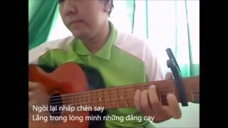 CHỜ NGƯỜI NƠI ẤY (nhac phim My Nhan Ke) - [Guitar solo] [K'K]