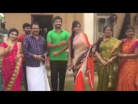 Varudhini parinayam Team says Good Bye To Varudhini Parinayam Serial