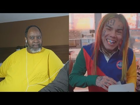 Dad Reacts to 6IX9INE Billy WSHH Exclusive   Music