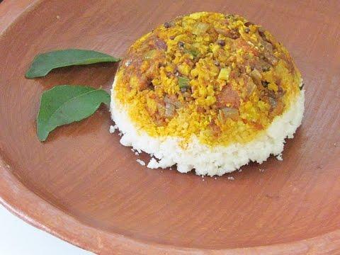 Meen Puttu Recipe - How To Make Meen Masala Puttu - Kerala Recipes | Nisa Homey