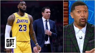 Could Brian Shaw or Jason Kidd be the next head coach of LeBron and the Lakers? | Get Up!