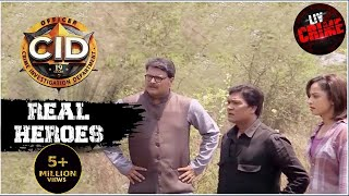 Trapping The Smugglers Mob  सआईड  CID  Real Heroes