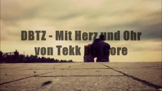 DBTZ - Mit Herz und Ohr, von Tekk bis Core [Free Download]