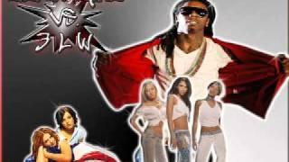 Lil Wayne vs. 3LW feat. t.A.T.u (Dear Anne vs Playas gon play)