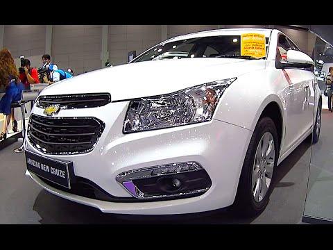 Chevrolet Cruze 2015, 2016 Model