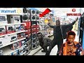 🔥Blasting TAY-K AFTER YOU / THE RACE ON WALMART DISPLAY SPEAKERS !