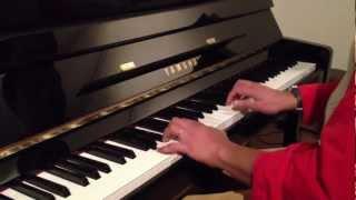 Kannan Vandhu - Rettai vaal Kuruvi in Piano