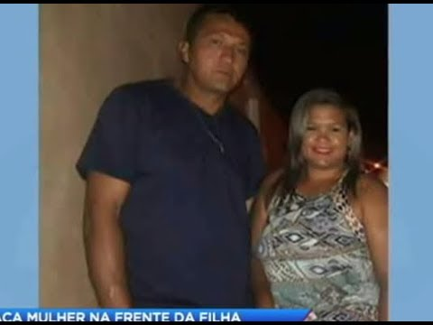 Homem é solto da prisão após matar a ex-mulher na frente da filha