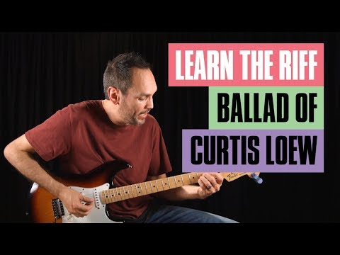 How to Play Ballad of Curtis Loew on Guitar | Guitar Tricks