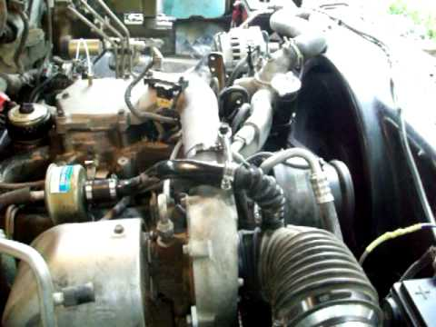 1988 Chevy K1500 Wiring Diagram 6 5 Turbo Diesel Engine Noise Youtube