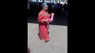 Danse Kabyle à Marseille Vieux-Port