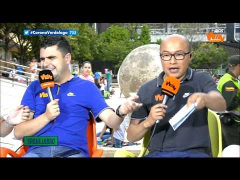 "Jorge Bermúdez anticipó la ""remontada monumental"" de Nacional frente a Cali | Win Sports"
