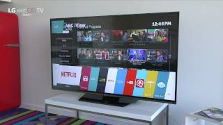 Key Features – LF6300 Australian TV series from LG