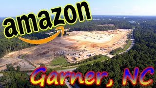 Amazon Distribution Site - Garner, NC