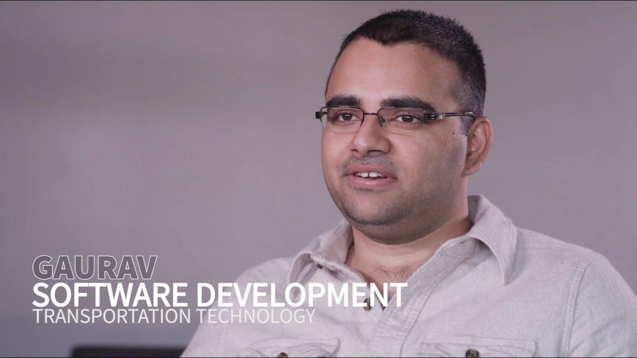 Gaurav - Amazon Software Development Engineer, Transportation