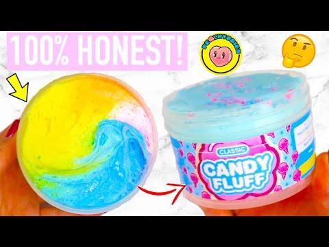 100% HONEST Famous Slime Shop Review! PEACHYBBIES *the tea..