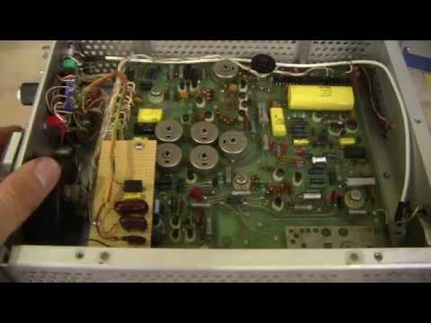 Canberra Nuclear Instrument Module Teardown Part 2