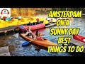 Amsterdam Local Guide: Best Things to do on a Sunny Day!