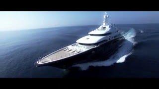 Superyacht Nirvana by Oceanco