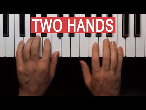 Easy Two Handed Piano Playing Tips and Exercises