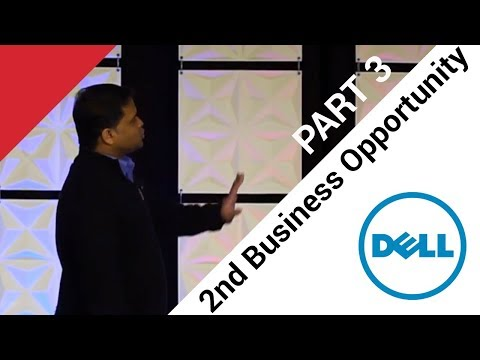 2nd Business Opportunity - Muhammed (Mohi) Mohiuddin, Dell
