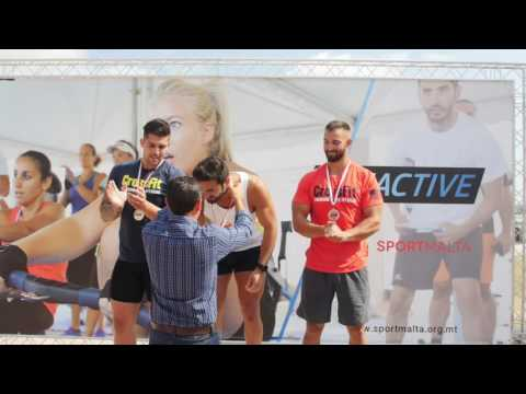 Beach Sports Fest | European Week of Sport Malta 2016