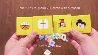 Chineasy Tiles: Learn how to play BUNDLE UP! thumbnail