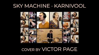 Sky Machine - Karnivool (acoustic cover by Victor Page)