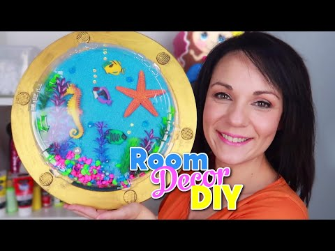 room-decor-diy-|-super-cute-crafts-to-decorate-your-room-|make-a-magic-window-to-see-the-ocean-floor