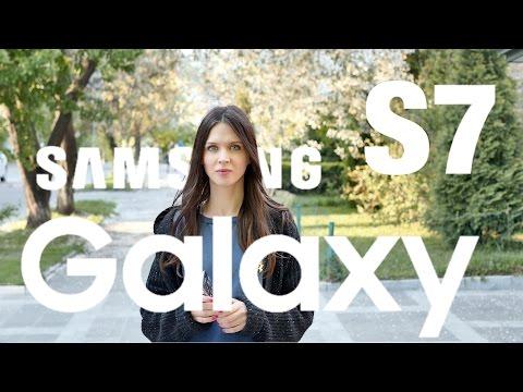 Samsung Galaxy S7: какой выбрать, Edge или ровный?