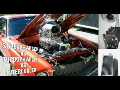 turbocharger-vs-supercharger-vs-intercooler-|-all-explained