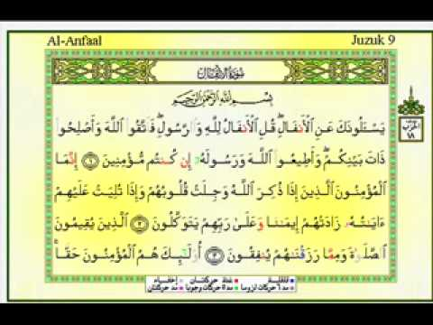 Tarannum Pn Hjh Rodziah Abdul Rahman (Al-Anfaal 1 - 8 ).flv