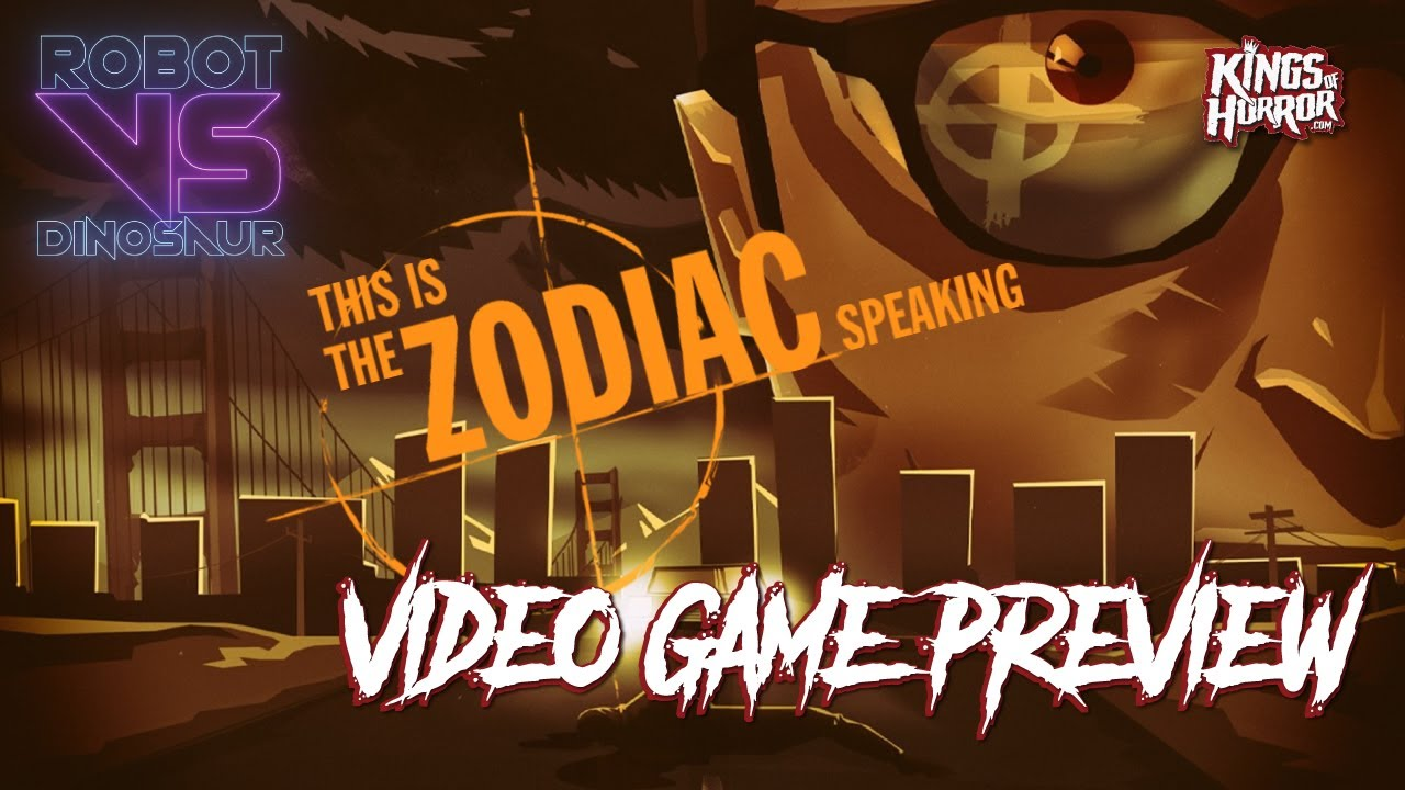 This is The Zodiac Speaking Video Game Review