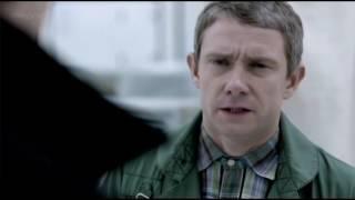 Sherlock BBC- Я на тебе как на войне