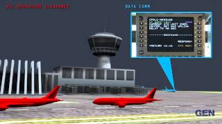 Data Comm -- Moving Aviation from Voice to Text