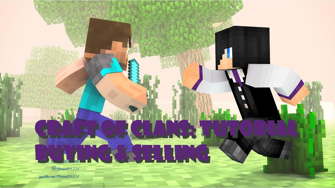 How To Sell In Craft Of Clans