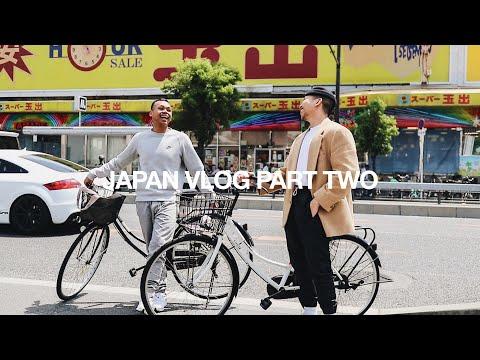 JAPAN Travel Vlog / First Time In Japan Ft. Eastpak
