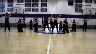 watch the throne rfh dance team halftime choreo by melissa cooper holly oberle