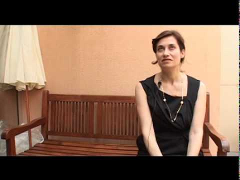 Interview d'Emmanuelle Devos - Cannes 2010