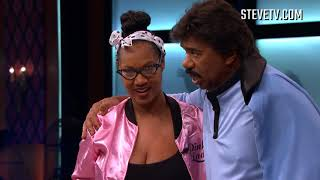 """Harvey's Hundreds: Billy Dee Williams Surprises One of the """"Pinks Ladies"""""""