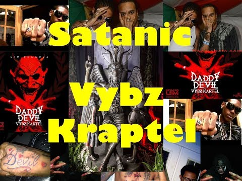 Witchcraft in Jamaican Dancehall: Satanic  Vybz Kartel Exposed