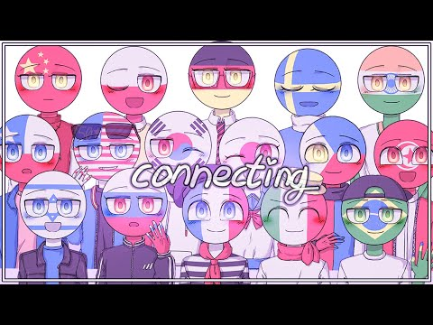 [Connecting] countryhumans (world edition)