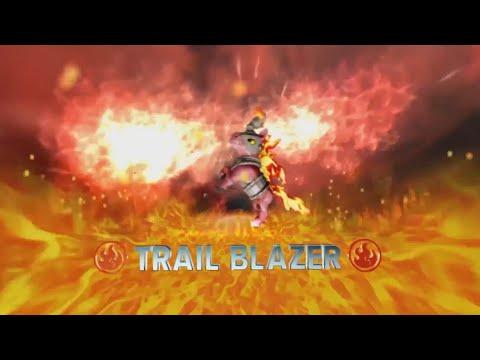 meet the skylanders trail blazer quot the mane event